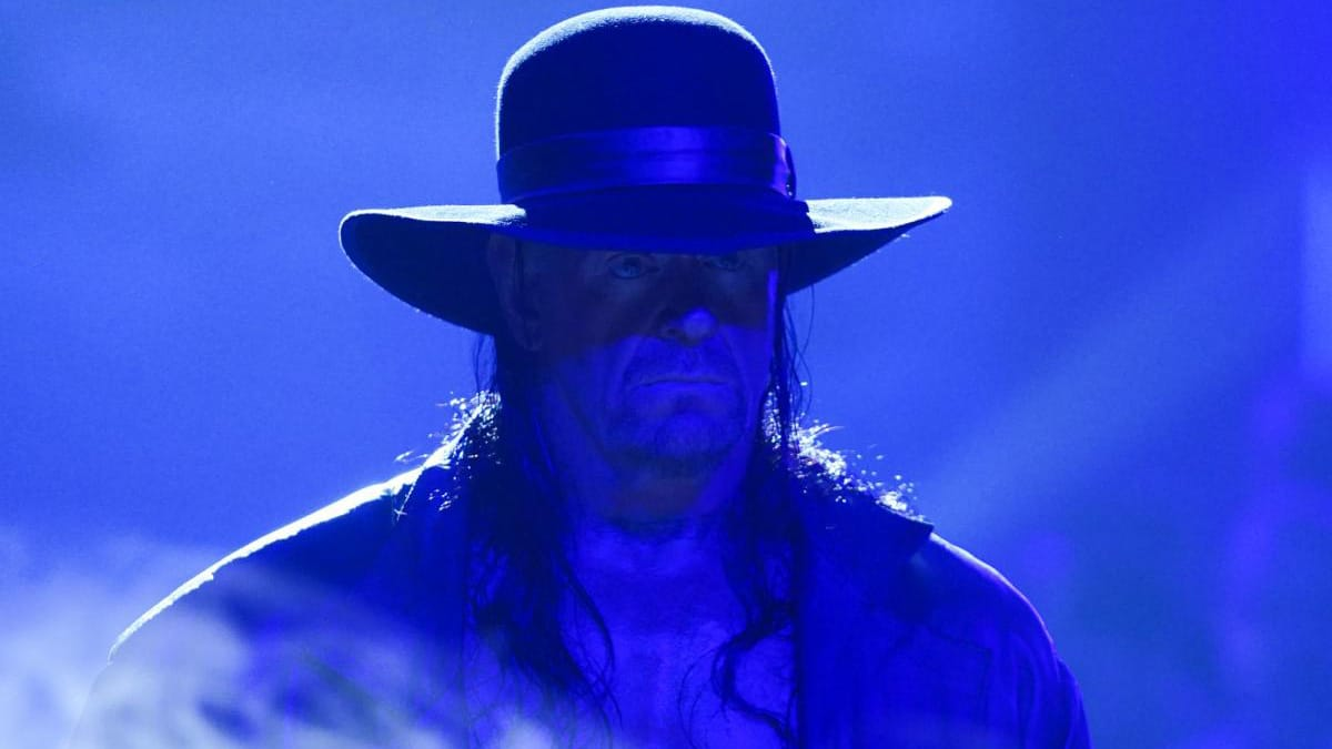 WWE announces Undertaker return to Monday Night Raw