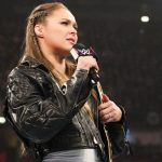 Ronda Rousey says WrestleMania was not as big as her UFC Debut