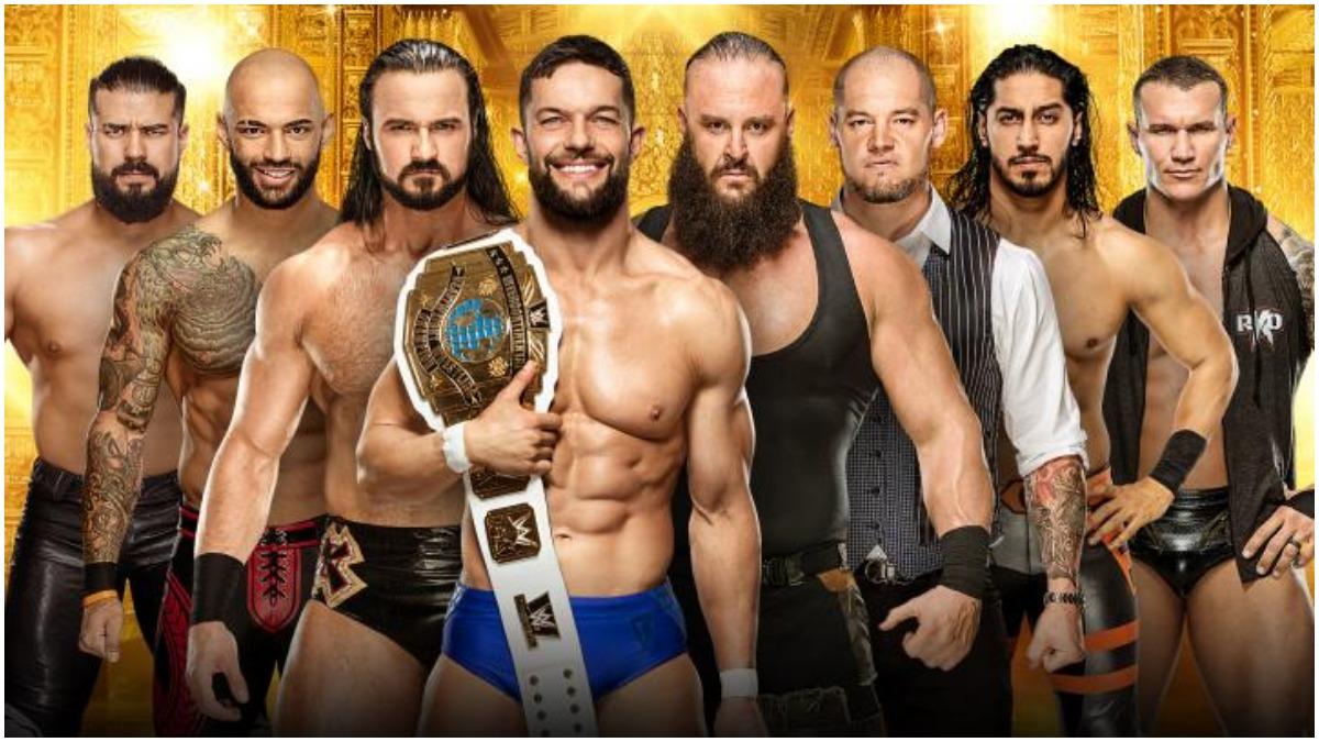 Huge change made for men's WWE Money in the Bank ladder match.