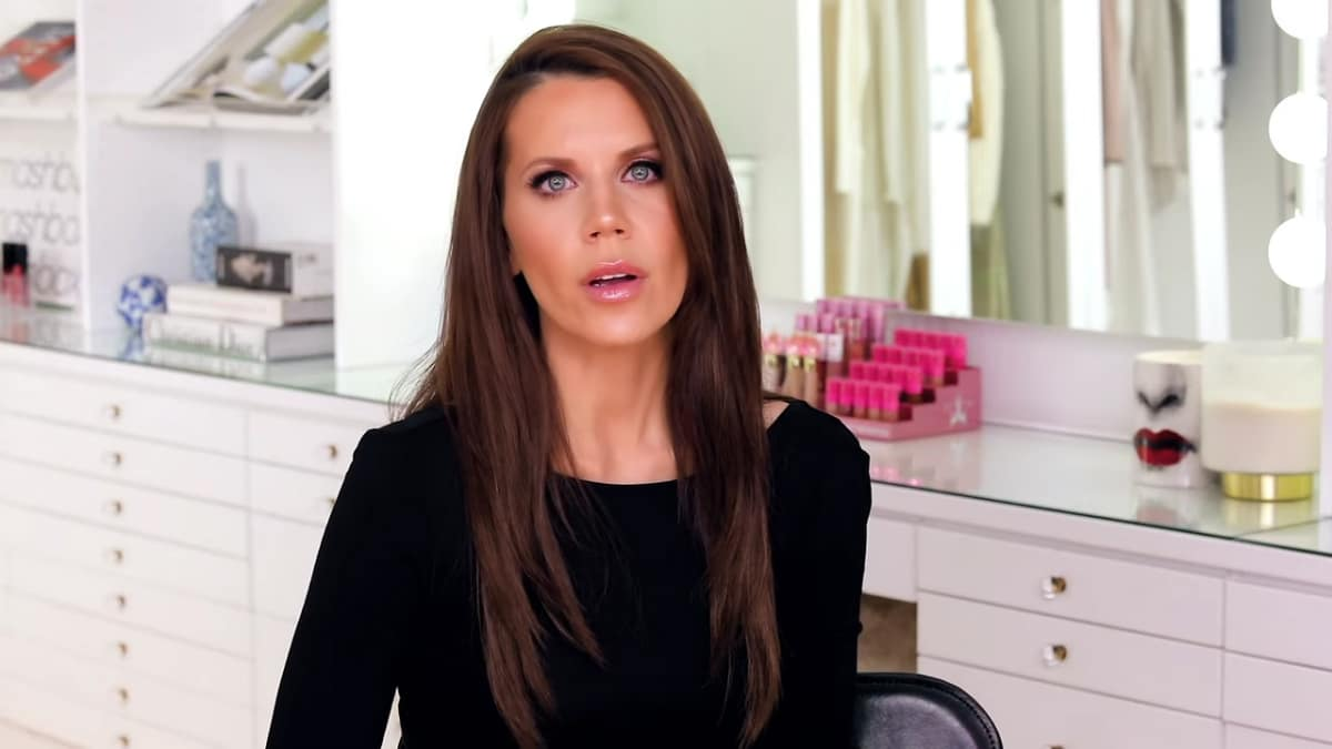Tati Westbrook in Why I Did It video on YouTube