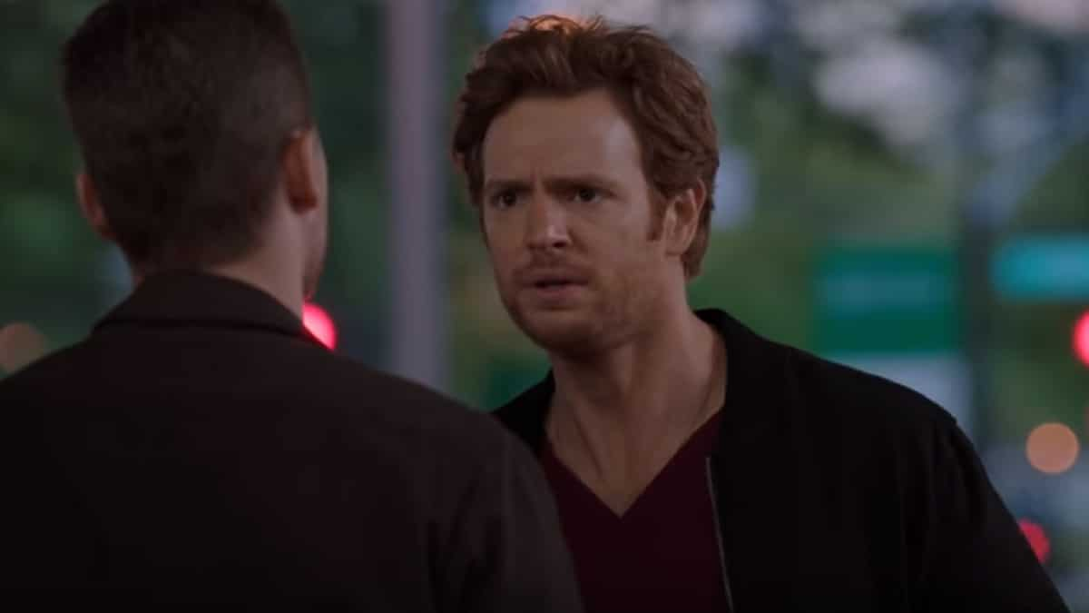 Nick Gehlfuss as Will Halstead on Chicago Med cast