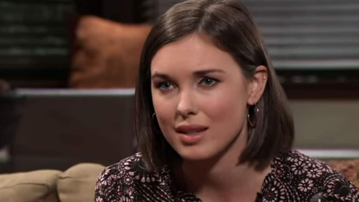 Willow on General Hospital talking about her Dawn of Day experience.