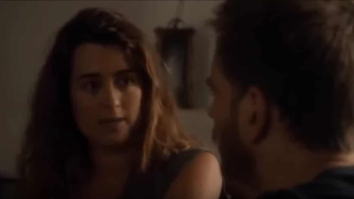 Cote de Pablo as Ziva David on NCIS cast