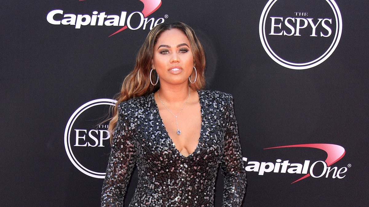 772968a02e56 Ayesha Curry on Red Table Talk  Twitter reacts after  male attention   comment