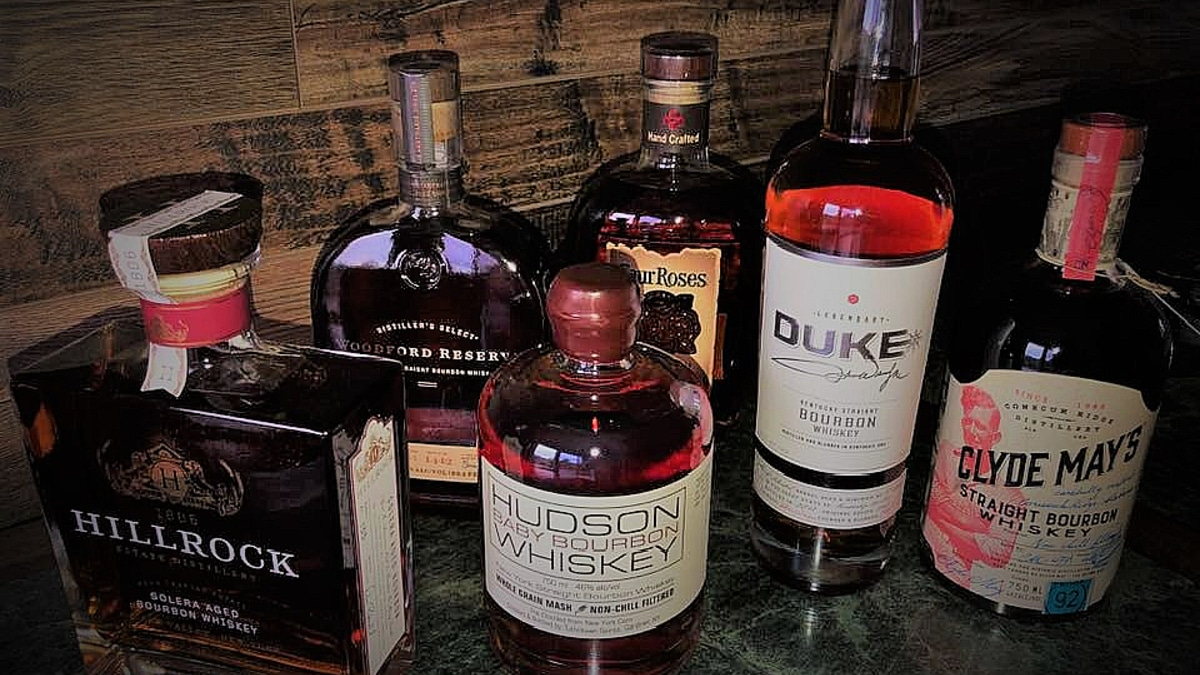 The 2019 best in show for the Derby day celebration, from the Hudson Valley to Kentucky, bourbons for the win. Pic credit: Monsters & Critics