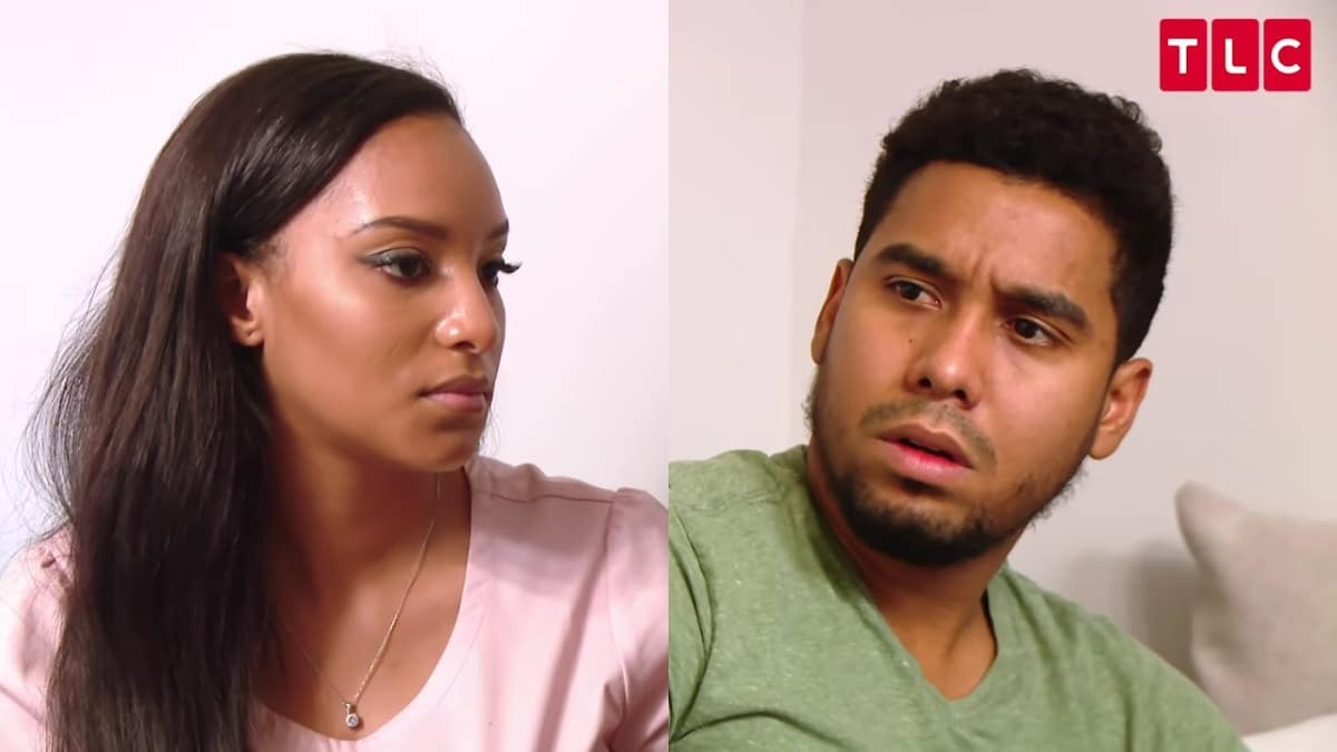 Chantel and Pedro argue on 90 Day Fiance: Happily Ever After?