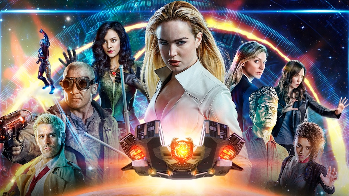 dcs legends of tomorrow - Legends of Tomorrow season finale introduces long-discussed character and changes another's fate.