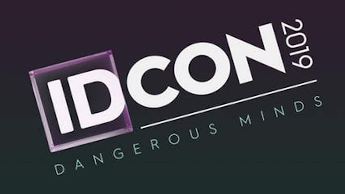 IDCON 2019 logo