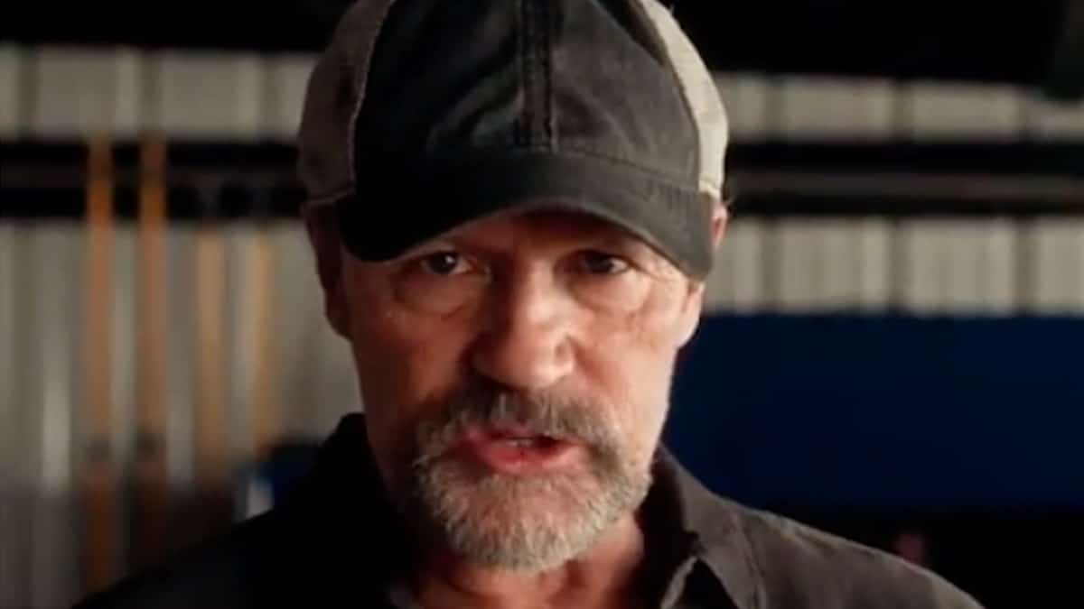 actor michael rooker from new nbc nascar ad