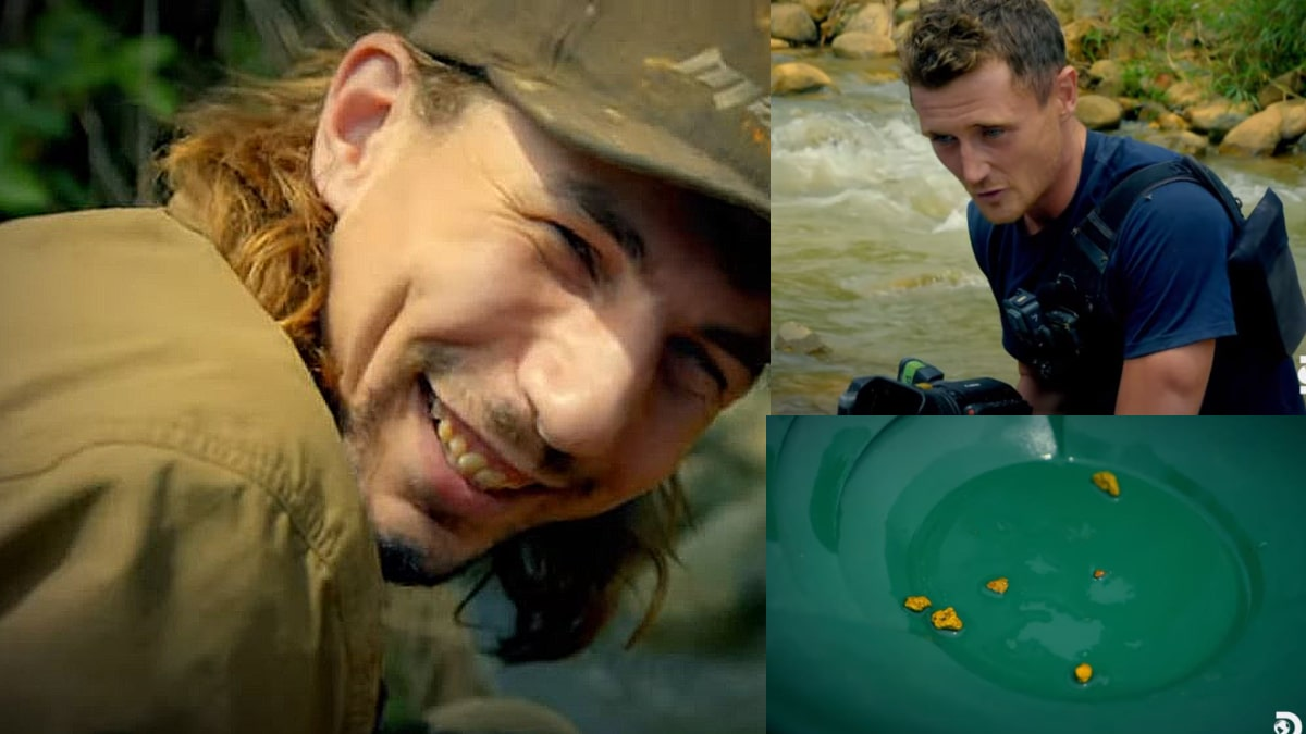 parker - Exclusive: It's raining gold nuggets on Gold Rush: Parker's Trail