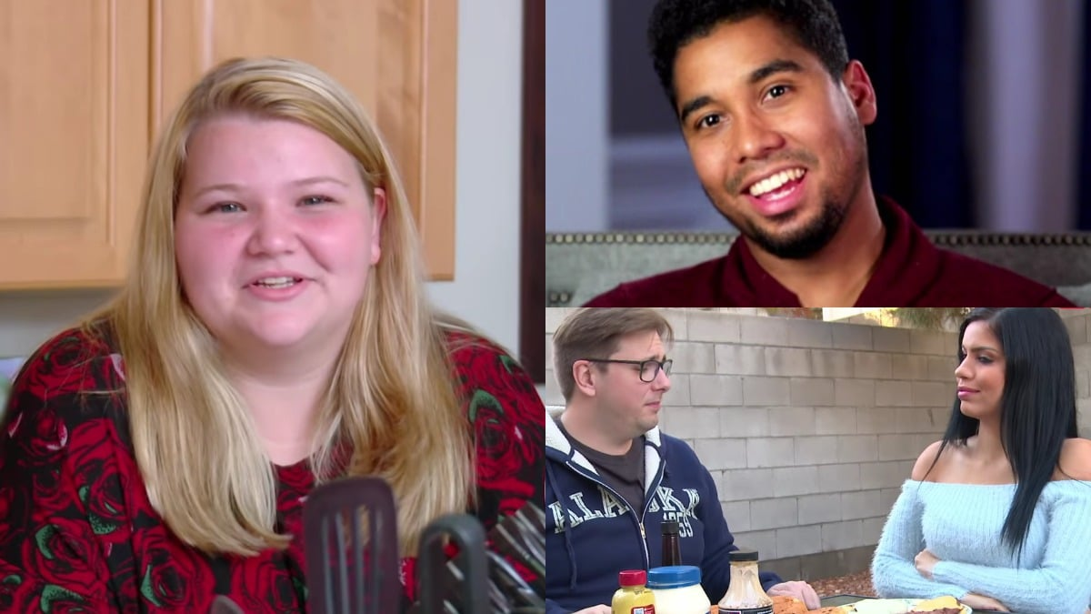 Nicole, Pedro, Colt and Larissa on 90 Day Fiance: Happily Ever After?