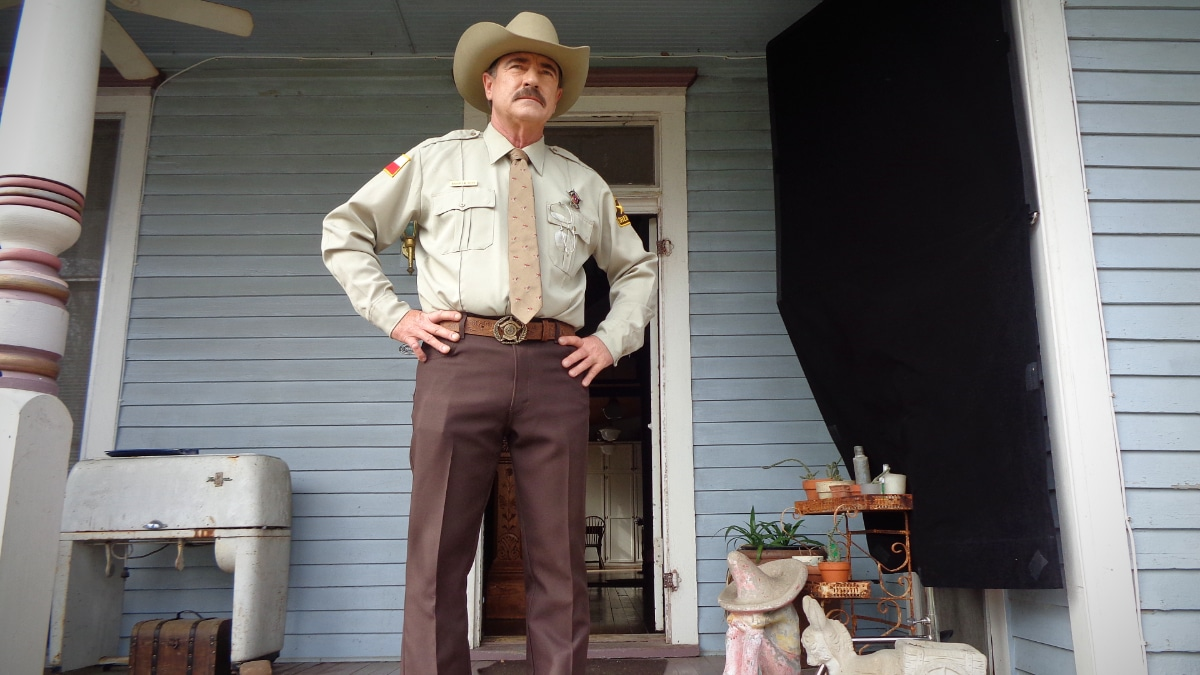 sheriff smith - ID's Lone Star Justice Investigation interview exclusive: Mess with Texas and you pay the price