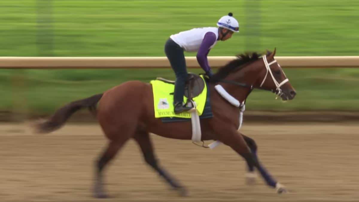 what time is kentucky derby 2019 start