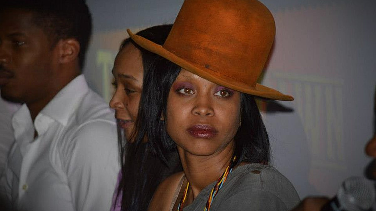 Erykah Badu at after-party for They Die By Dawn at SXSW (2013) Pic credit: Monsters & Critics