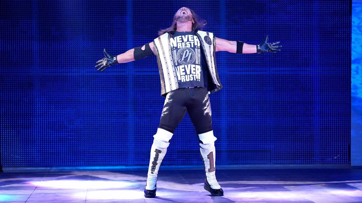 AJ Styles injury return date revealed by WWE