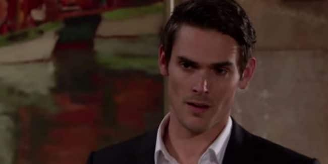 Mark Grossman as Adam Newman on The Young and the Restless,