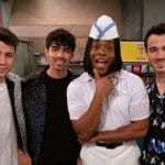 Kel Mitchell and the Jonas Brothers
