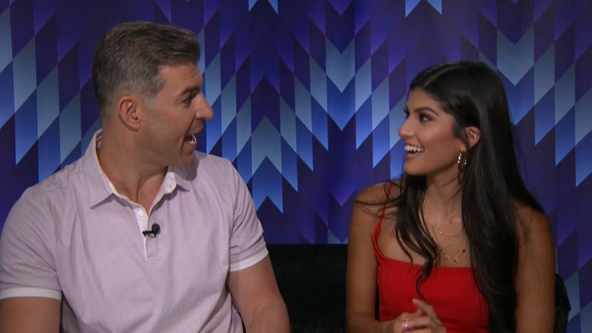 Who is Analyse Talavera on Big Brother 21 cast? College