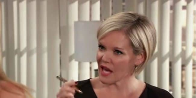 Maura West as Ava on General Hospital