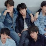BTS poses for pre-release promotions for their song Fake Love. Image Credit: Big Hit Entertainment