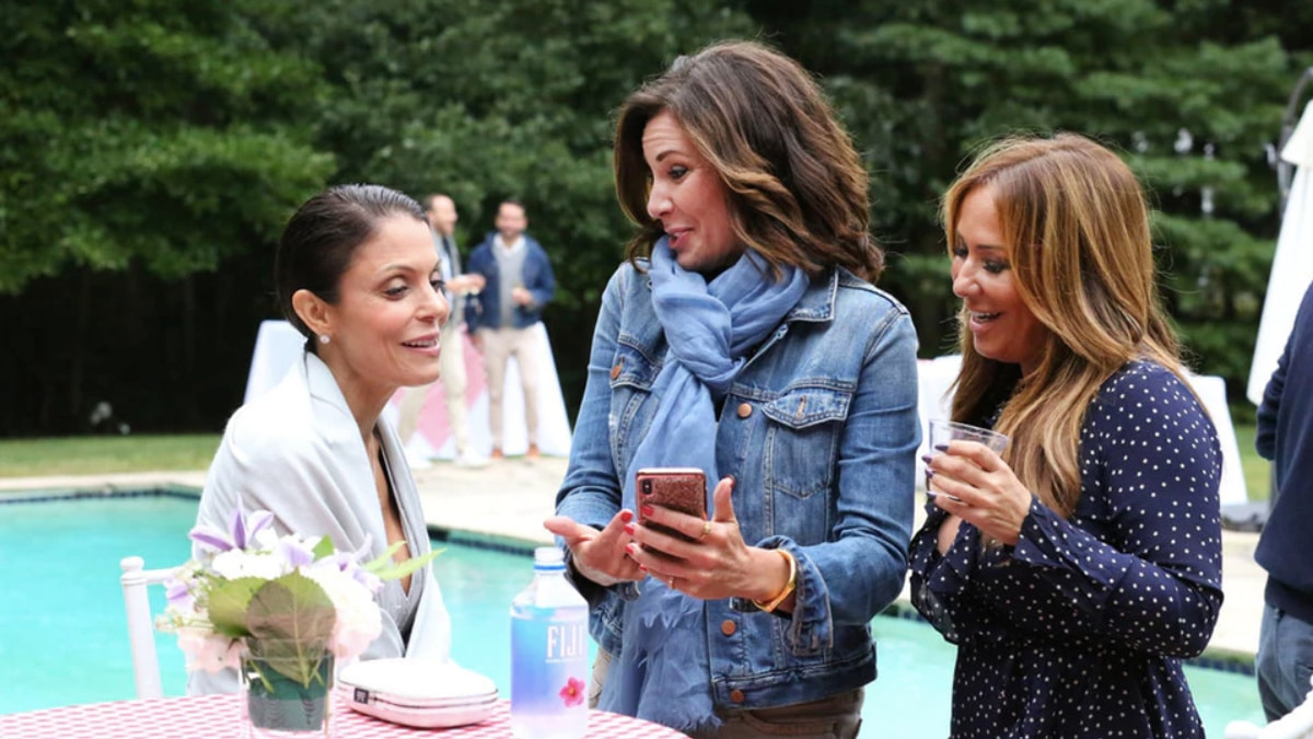 Barbara Kavovit on Real Housewives of New York