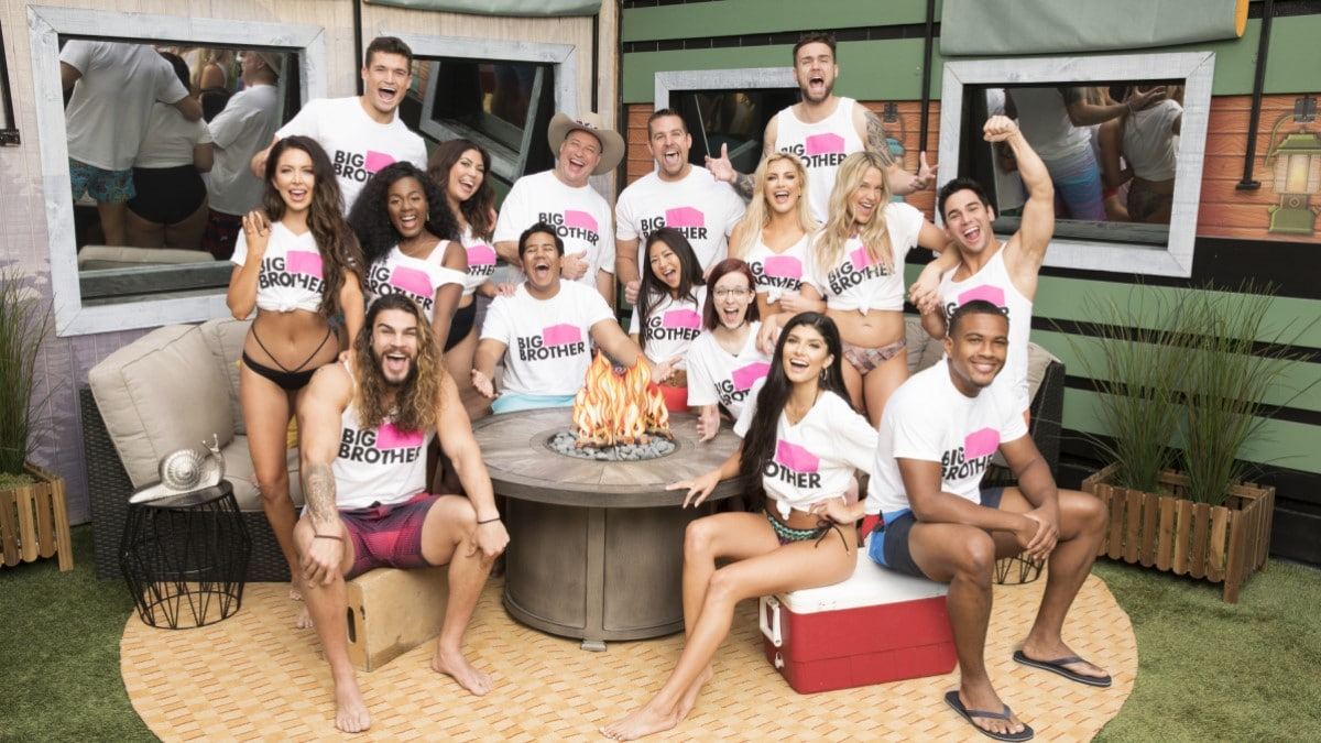 Big Brother 21 Cast Photo