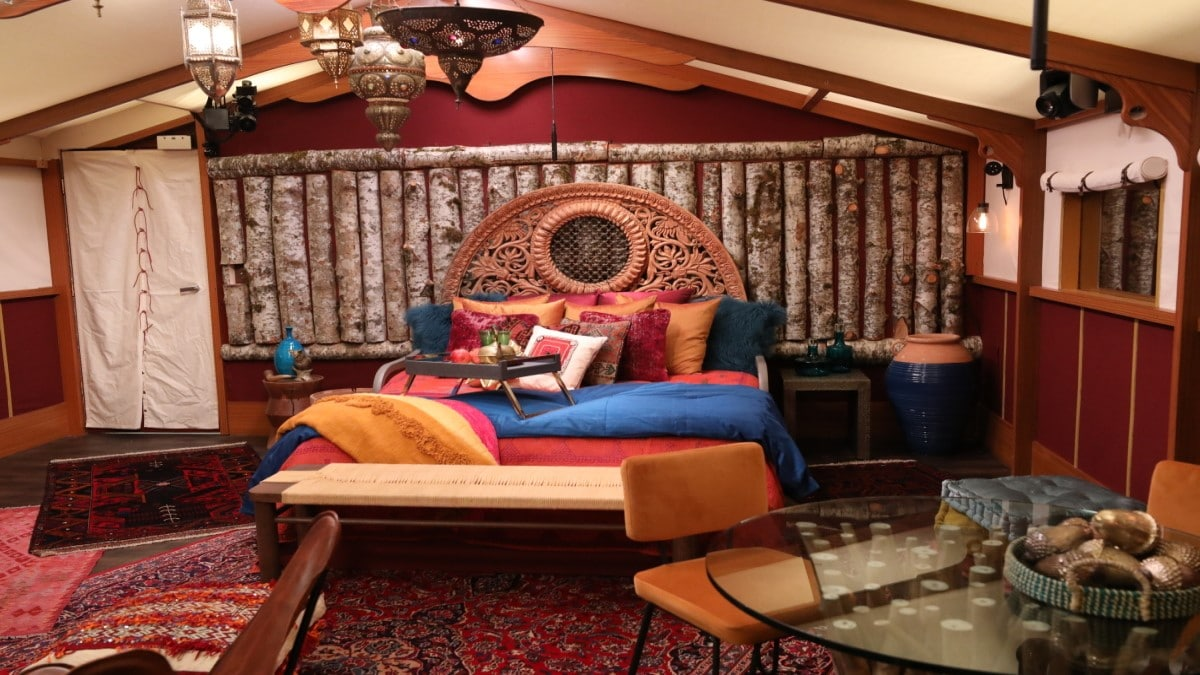 Big Brother 21 HOH Room