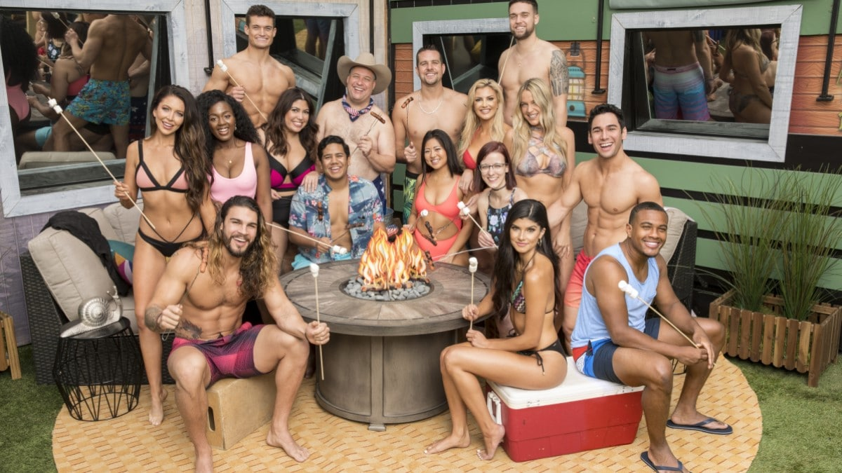 Big Brother 21 Cast Swimsuit Photo