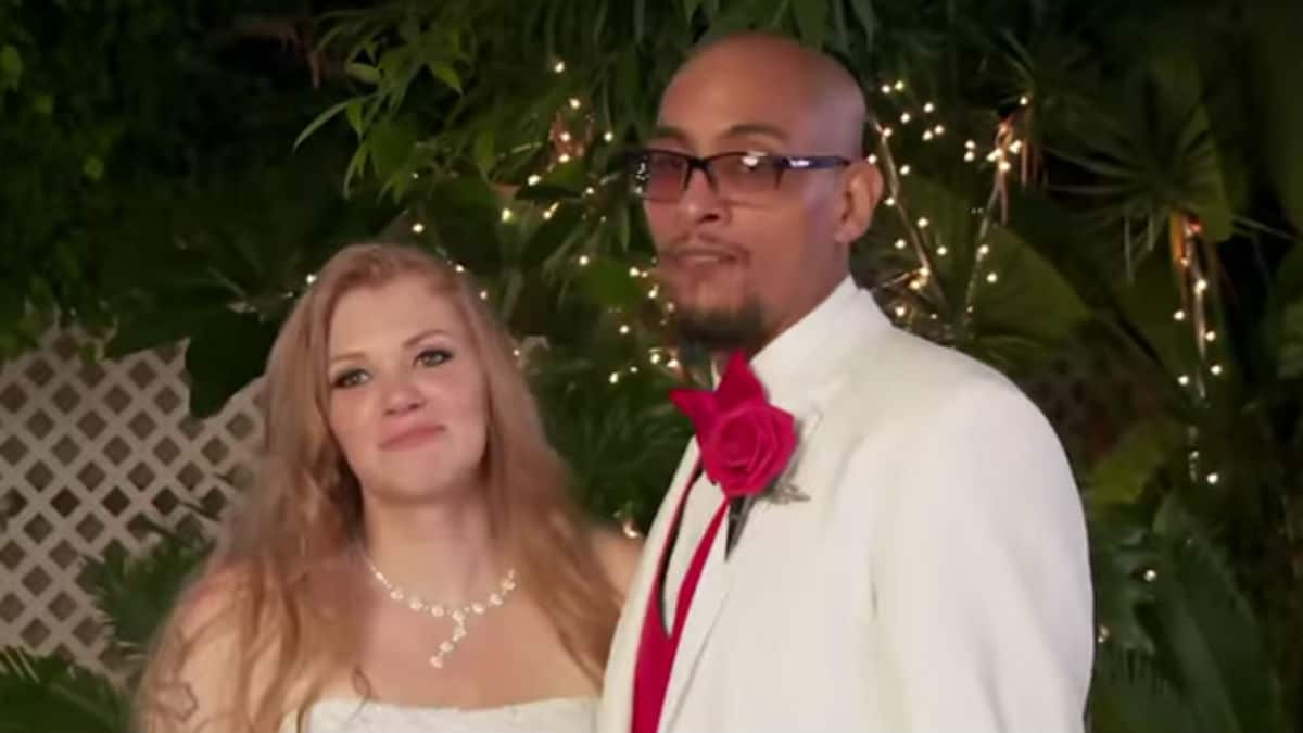 Brittany and Marcelino on Love After Lockup.