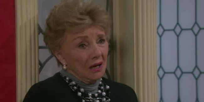 Peggy McCay as Caroline Brady on Days of our Lives.