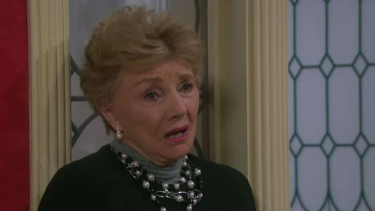 Peggy McCay as Caroline Brady on Days of our Lives.