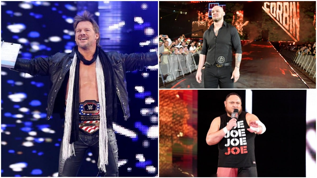 Chris Jericho gives opinion of Baron Corbin, talks what is wrong with WWE