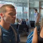 Colin Guinn and Christie Woods on Amazing Race