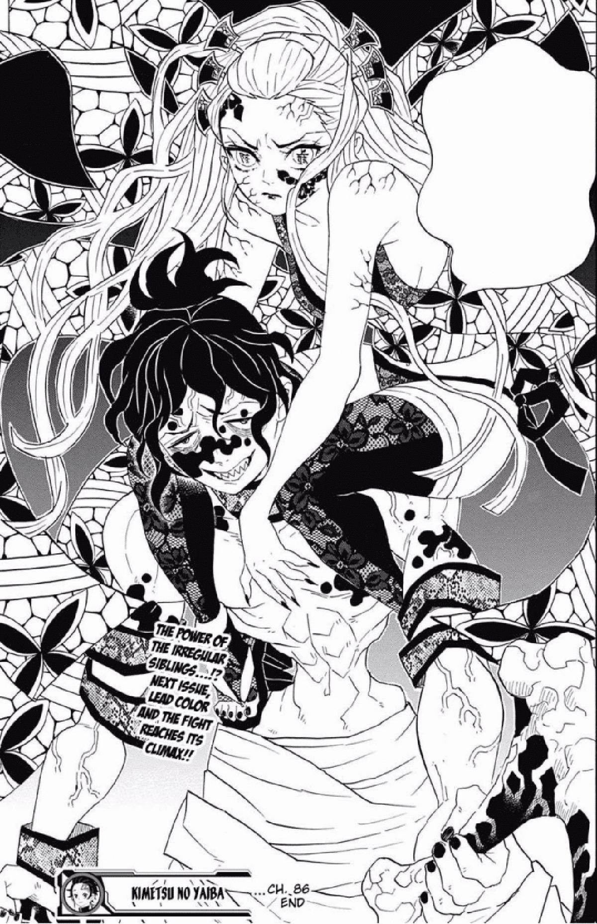 Demon Slayer Kimetsu no Yaiba Manga Daki Gyuutarou