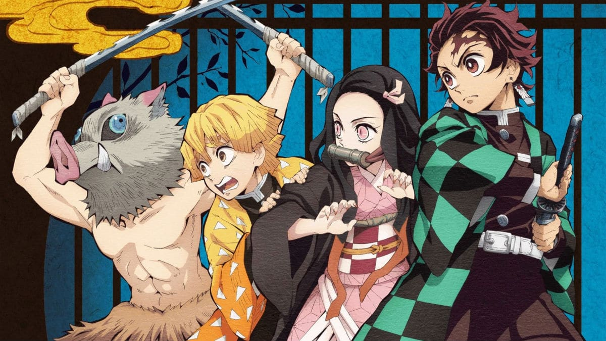 Image result for Demon Slayer: Kimetsu No Yaiba