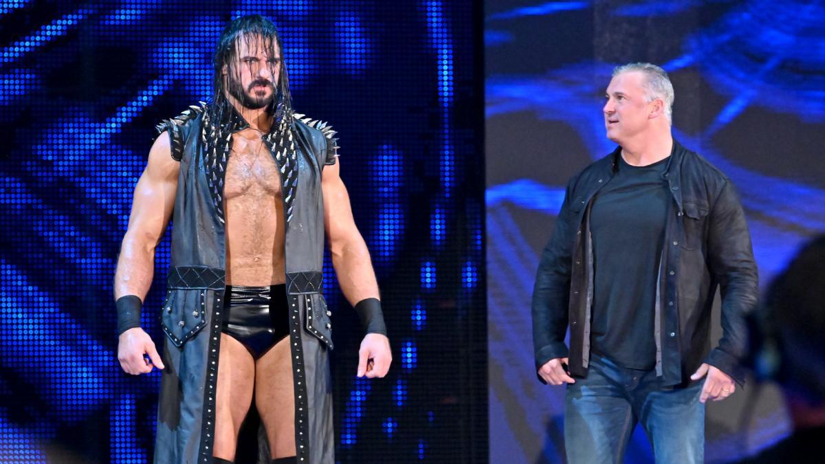Drew McIntyre says social media ruins mystique in WWE