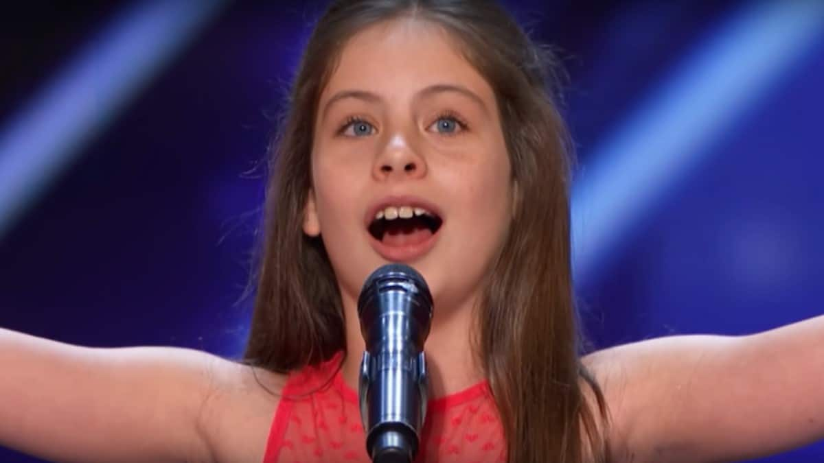 Emanne Beasha On AGT