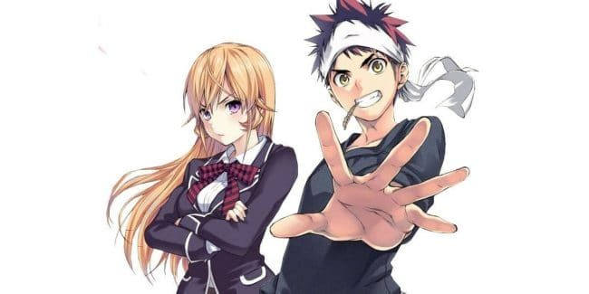 Food Wars! Season 4 to be the final season based on announcement from Shokugeki no Soma manga?