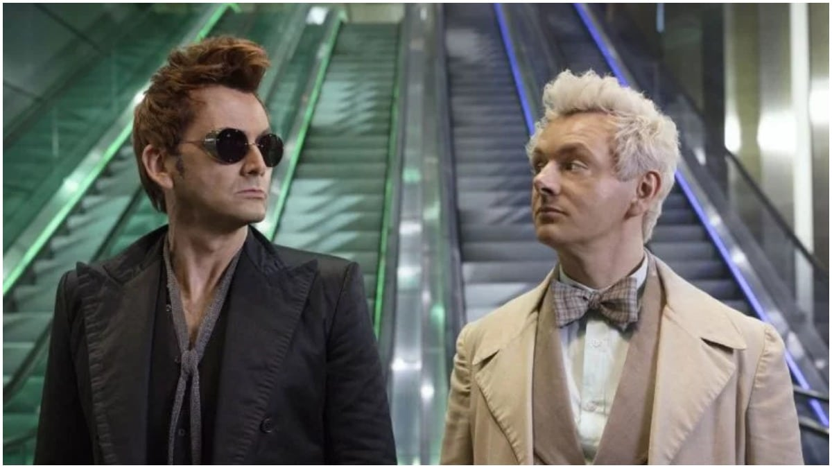 Angry religious group wants Netflix to cancel Good Omens, an Amazon Prime series