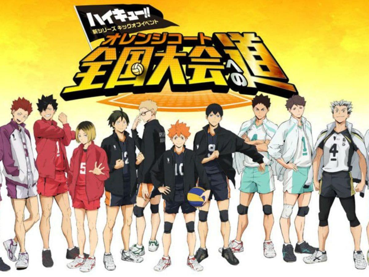 Haikyuu!! Season 4: To the Top