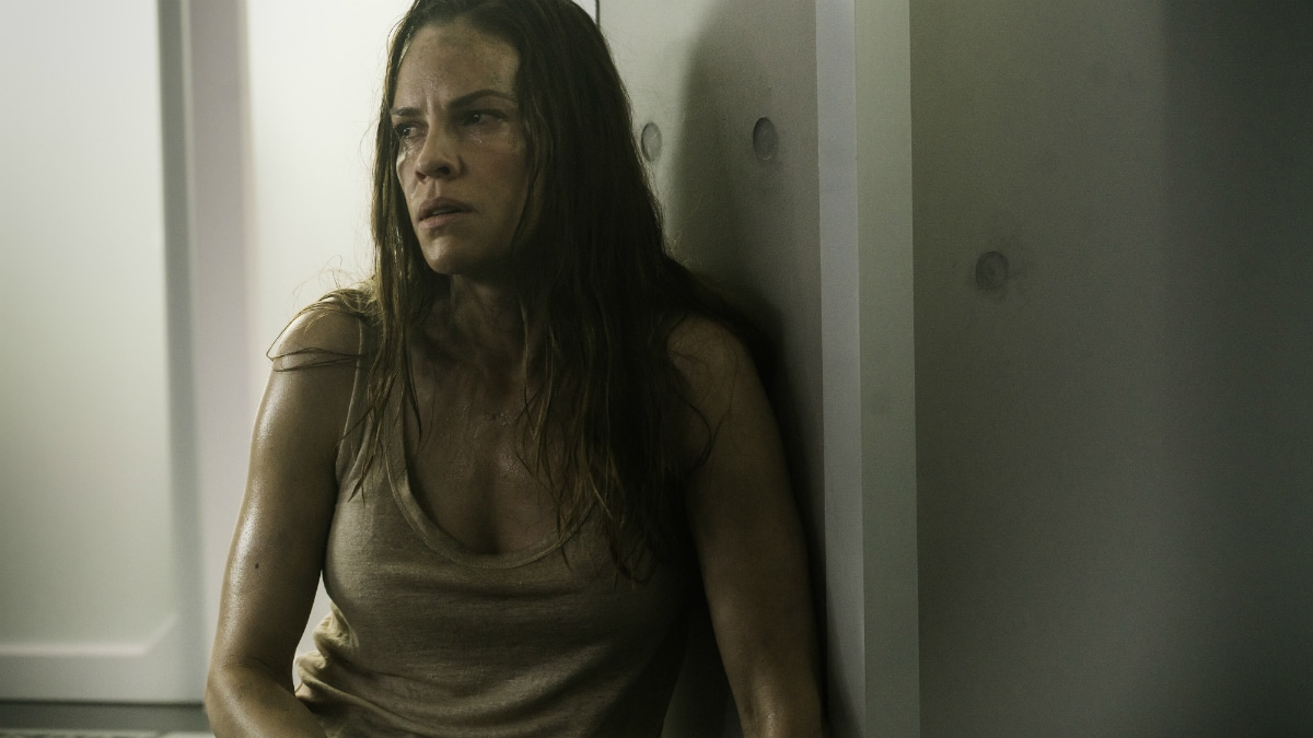 Hilary Swank stars in I Am Mother