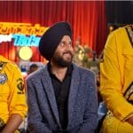 Karamjit and Kawaljit Singh of Bir Khalsa Group perform on AGT Season 14