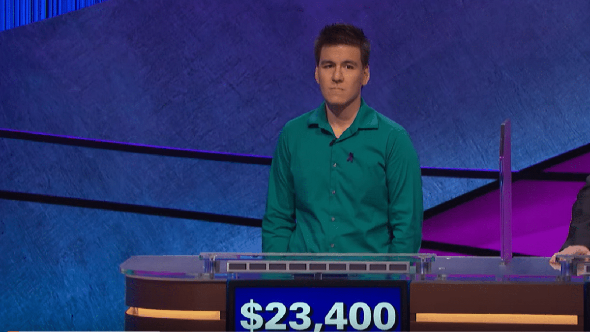 James Holzhauer Jeopardy! contestant