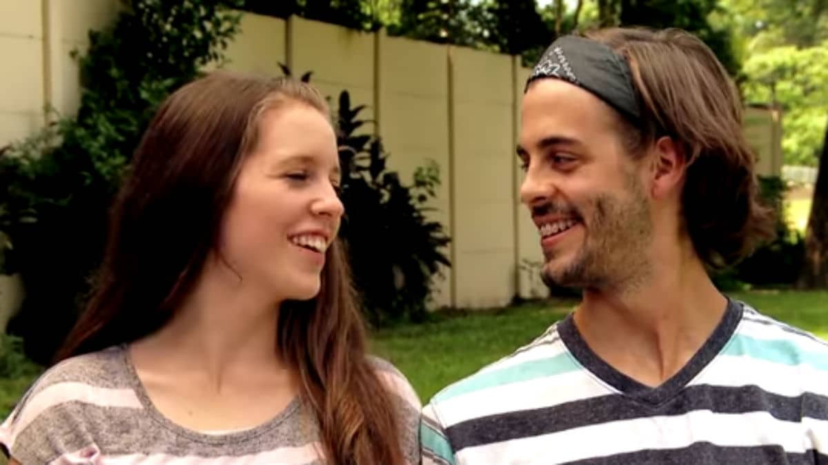 Jill Duggar and Derick Dillard on Counting On,