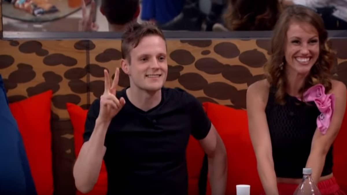 Johnny Mac On Big Brother