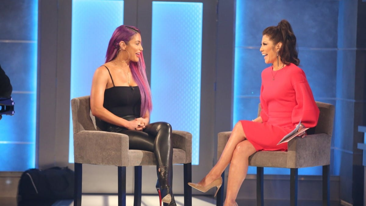 Julie Chen Hosting Celebrity Big Brother