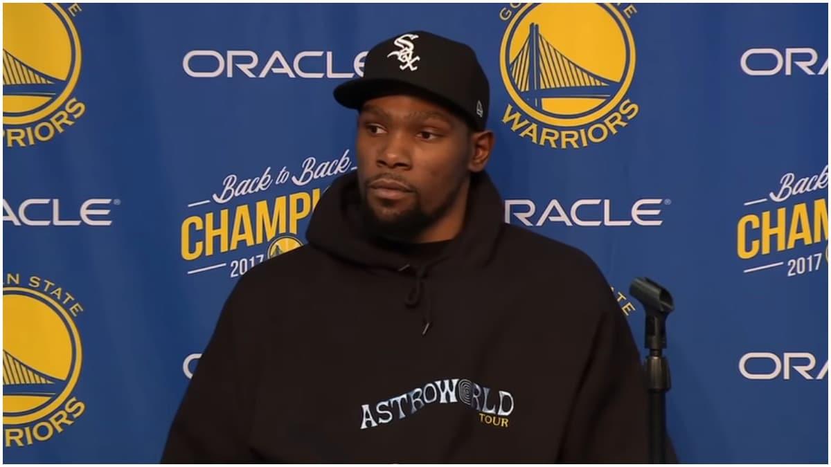 Kevin Durant announcement