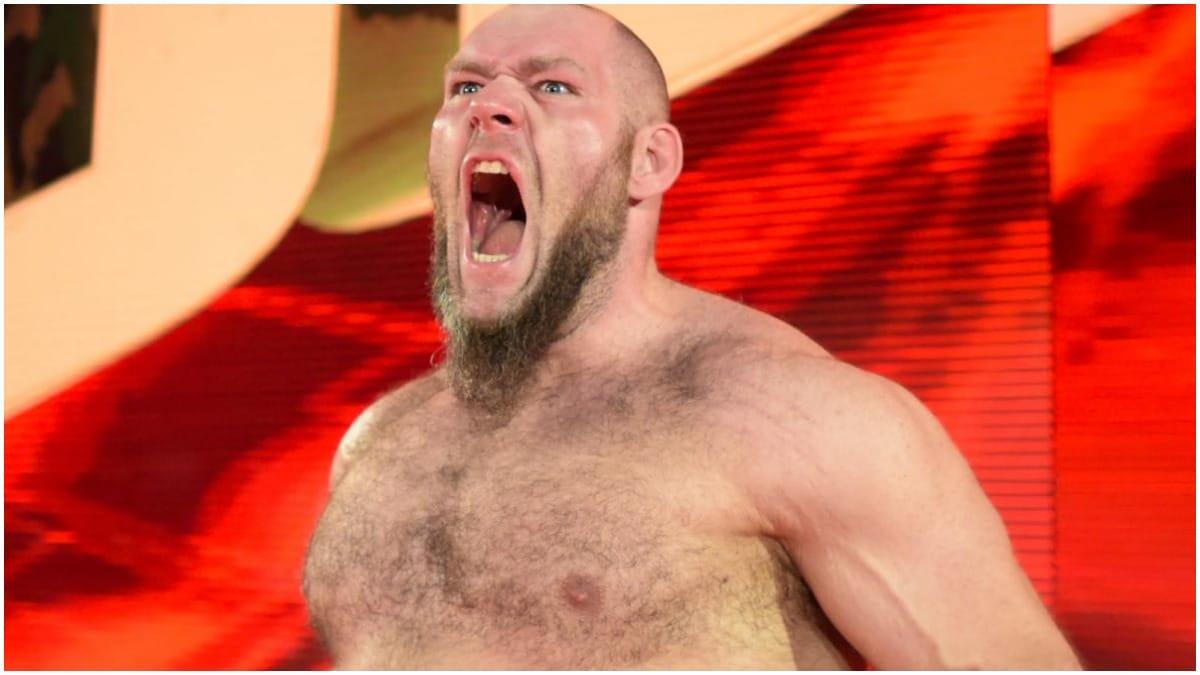 Lars Sullivan WWE injury update