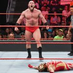 WWE injury update: Lars Sullivan reportedly to miss time due to injury