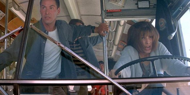 Speed: 25th anniversary of 'the bus that couldn't slow down'